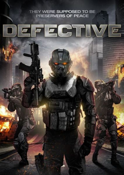 Defective New Poster