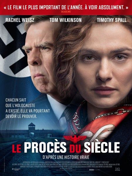 Denial French Poster