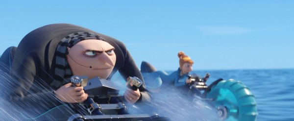 Despicable Me 3 Movie