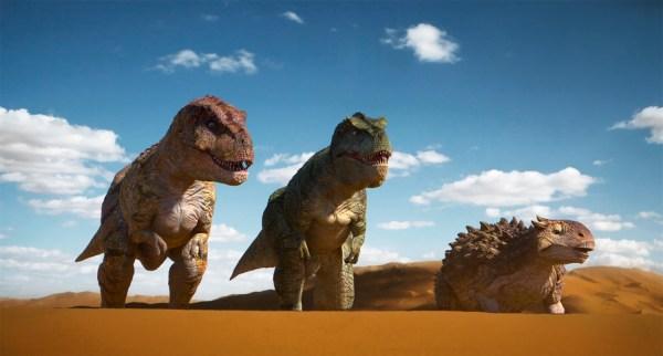 Dino King 2 Journey to Fire Mountain