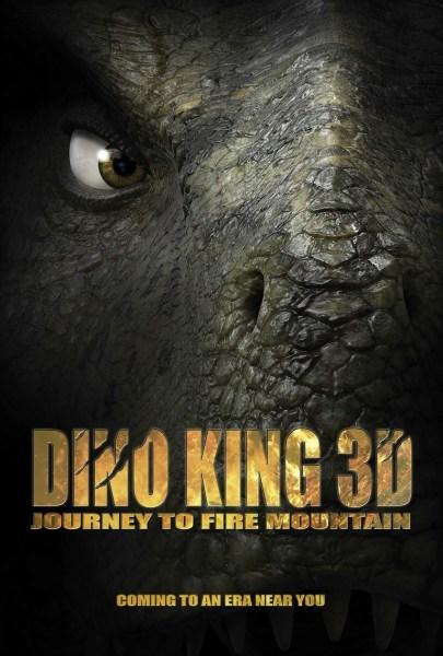 Dino King 2 Movie Poster