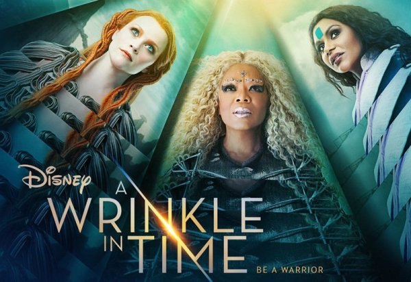 Disney's A Wrinkle In Time Movie