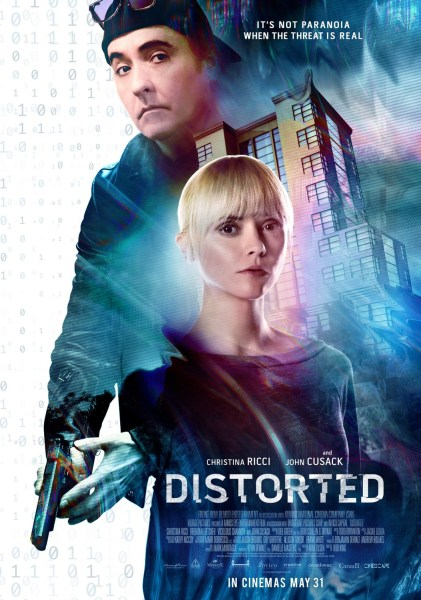 Distorted New Film Poster
