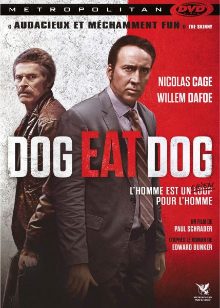 Dog Eat Dog French Poster