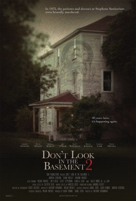 the release date of the movie don t look in the basement 2 is set to