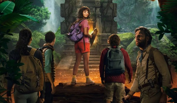 Dora And The City Of Gold Movie 2019