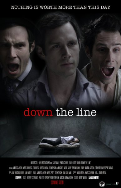 Down The Line Movie Poster