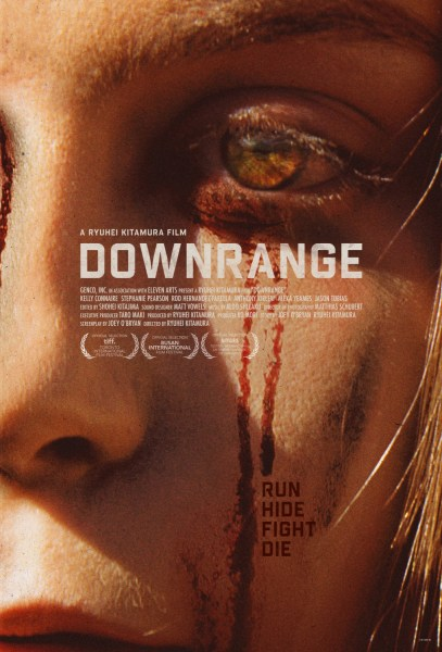 Downrange New Film Poster