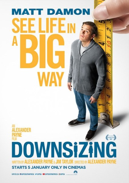 Downsizing New Zealand Poster
