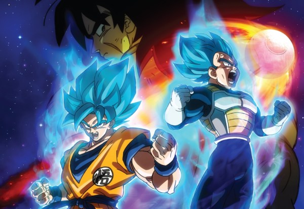 Dragon Ball Super Broly Movie