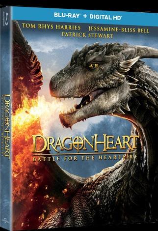 Dragonheart Battle For The Heartfire Movie