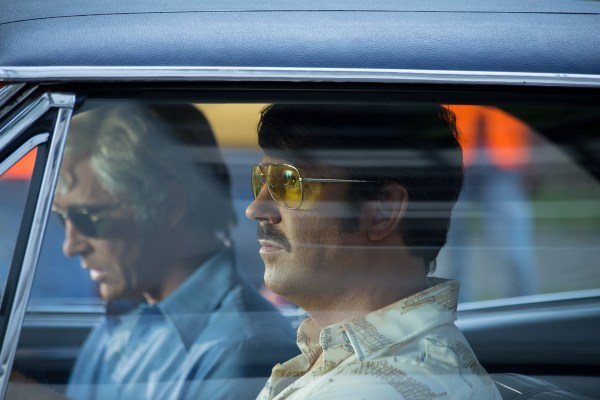 Driven Movie - Jason Sudeikis and Lee Pace