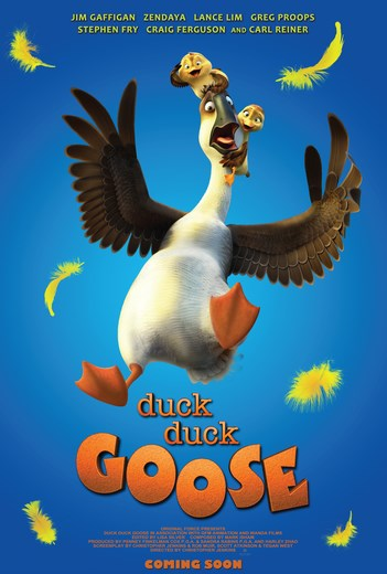 Duck Duck Goose South Africa Poster