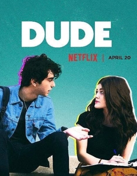 Dude Movie Poster