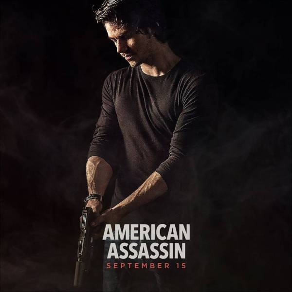 Dylan O'Brien - American Assassin