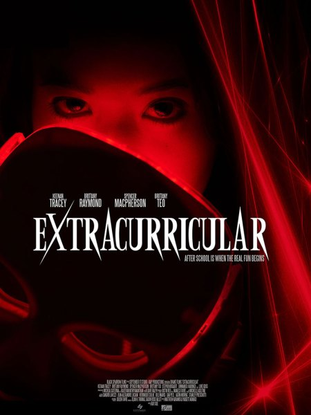 EXTRACURRICULAR Movie Poster