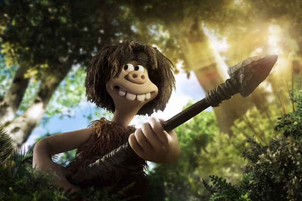Early Man 2018 Movie