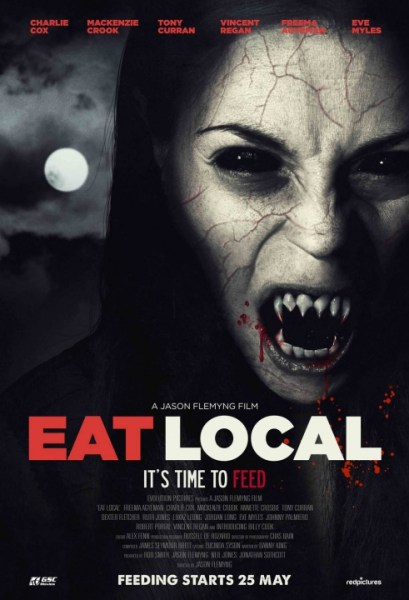 Eat Local Malaysian Poster