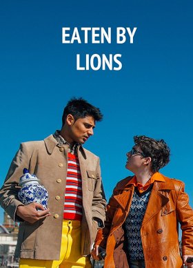 Eaten By Lions Movie Poster