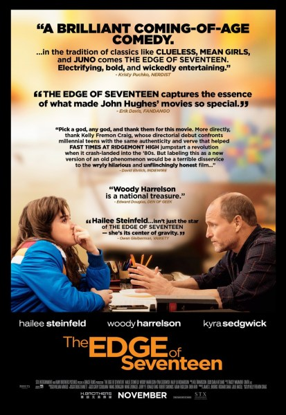 Edge Of 17 New Poster