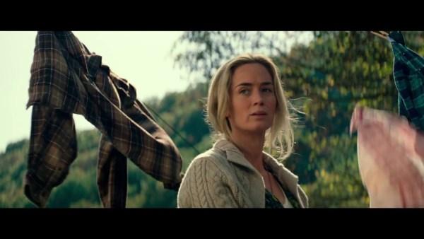Emily Blunt A Quiet Place Film