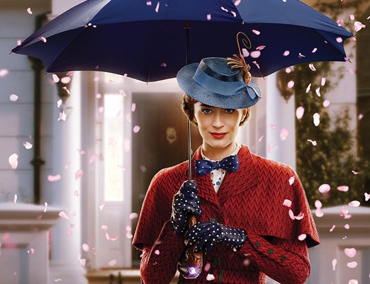 Emily Blunt - Mary Poppins Returns Movie