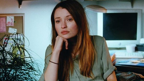 Emily Browning - Golden Exits Movie