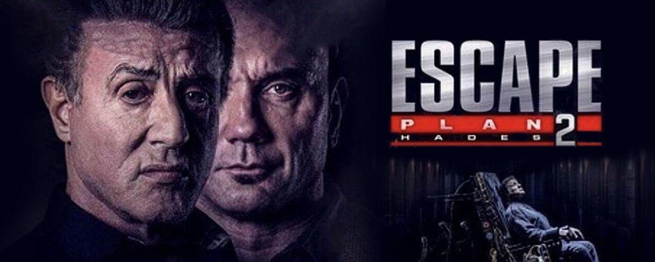 Escape Plan 2 Deutsch