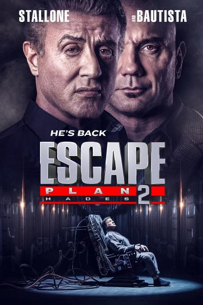 Escape Plan 2 Hades New Film Poster