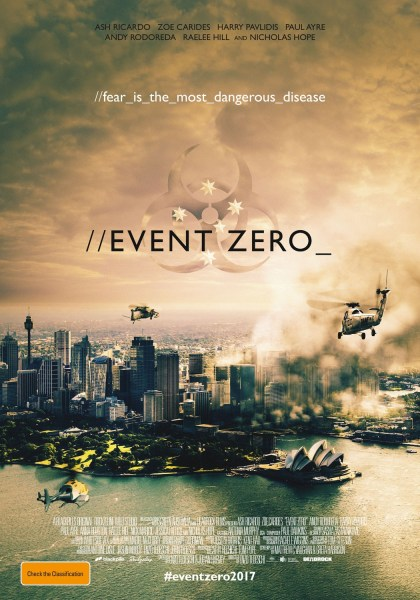 Event Zero Movie Poster