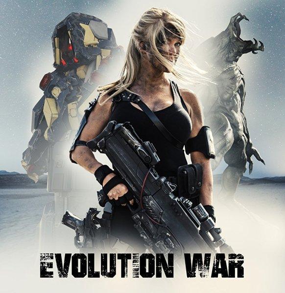 Evolution War Movie Poster