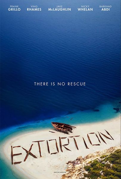 Extortion Movie - Teaser Poster