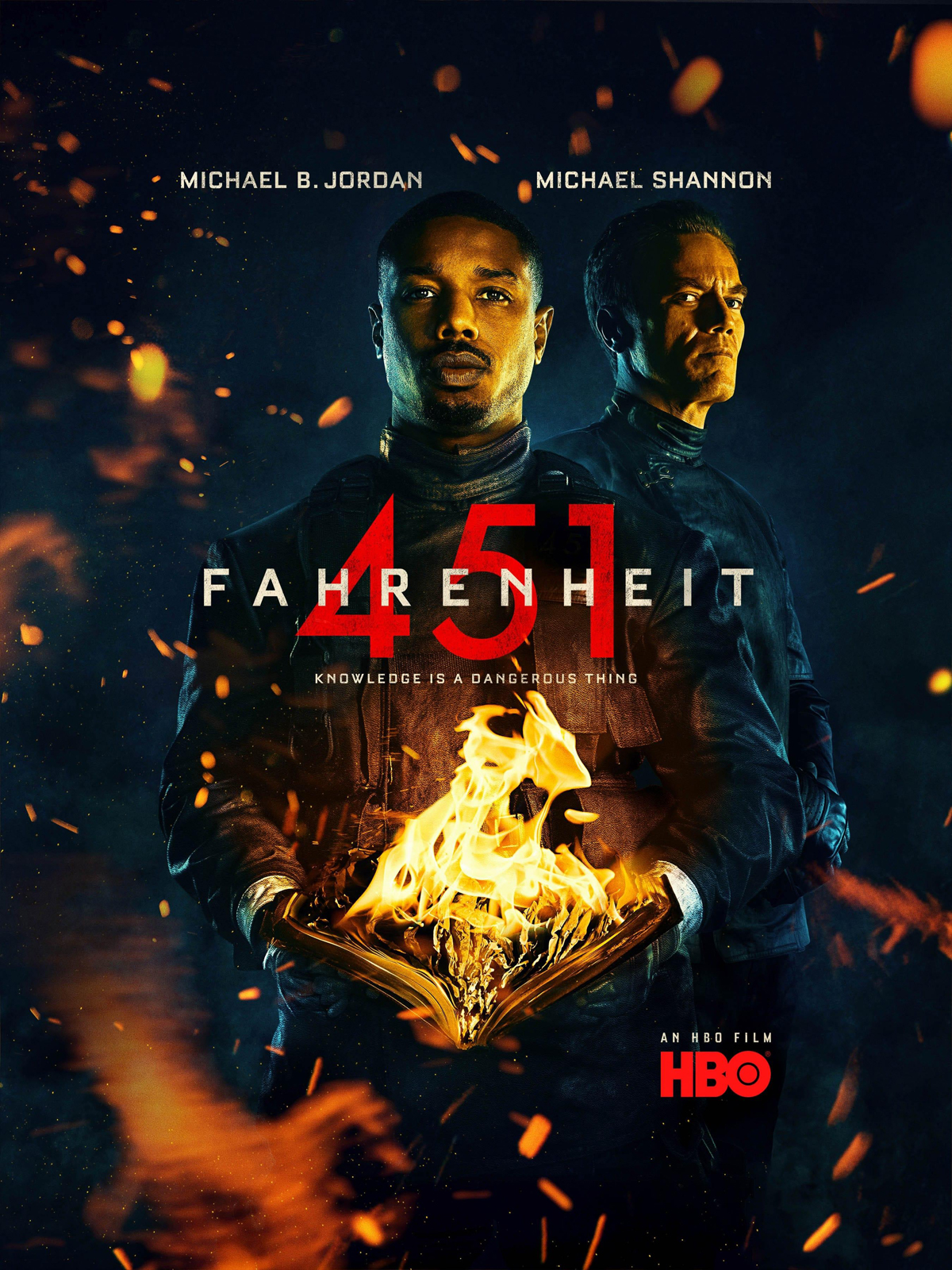 the manipulation of knowledge fahrenheit 451 In a terrifying care-free future, a young man, guy montag, whose job as a fireman is to burn all books, questions his actions after meeting a young womanand begins to rebel against society.
