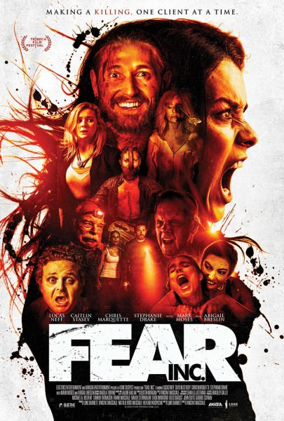 Fear Inc Poster
