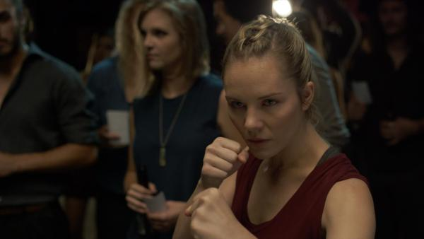 Female Fight Club movie - Amy Johnston