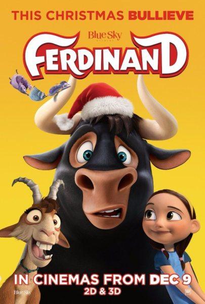 Ferdinand UK Poster