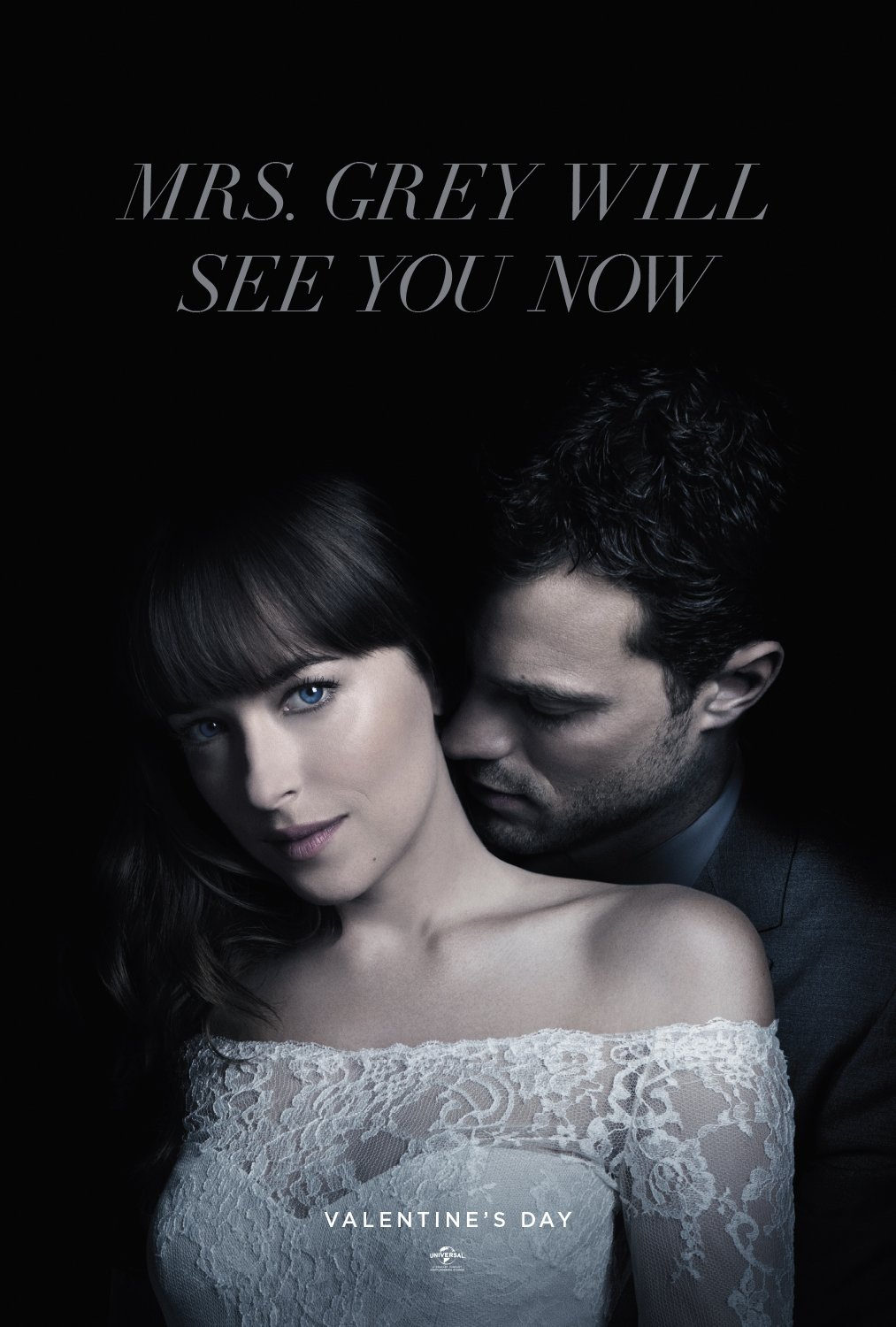 Fifty shades of grey 3 teaser trailer for The fifty shades of grey
