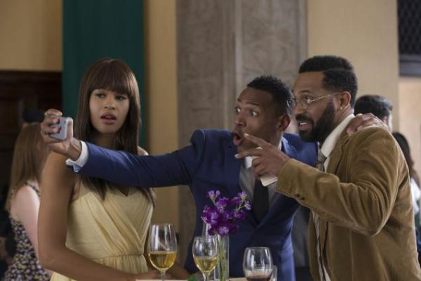Fifty Shades of Black Spoof Comedy Movie