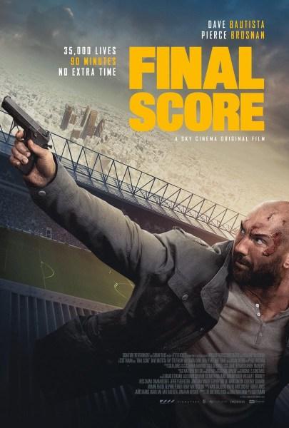 Final Score FIlm Poster