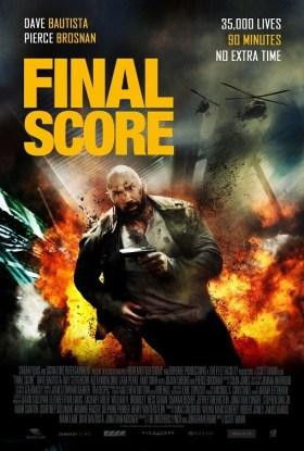 Final Score Lebanon Poster
