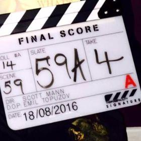 Final Score movie