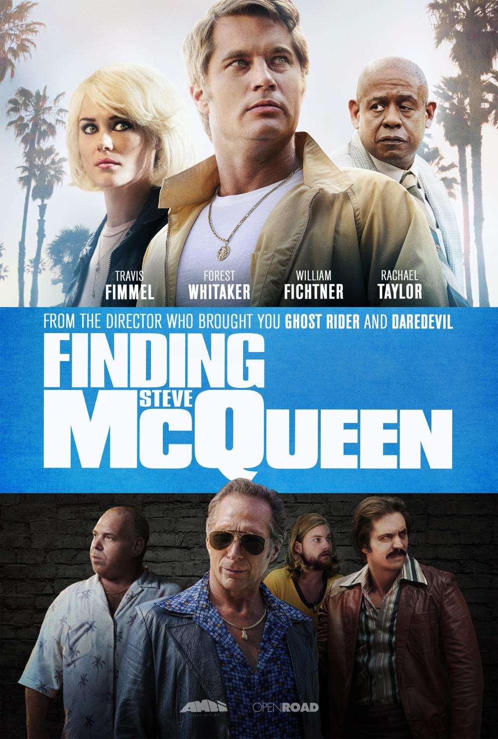 finding steve mcqueen movie teaser trailer