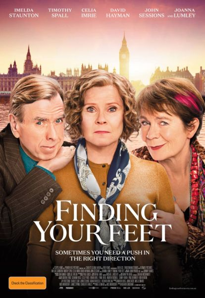 Finding Your Feet Movie Poster