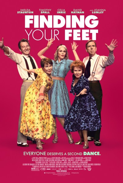 Finding Your Feet New Poster