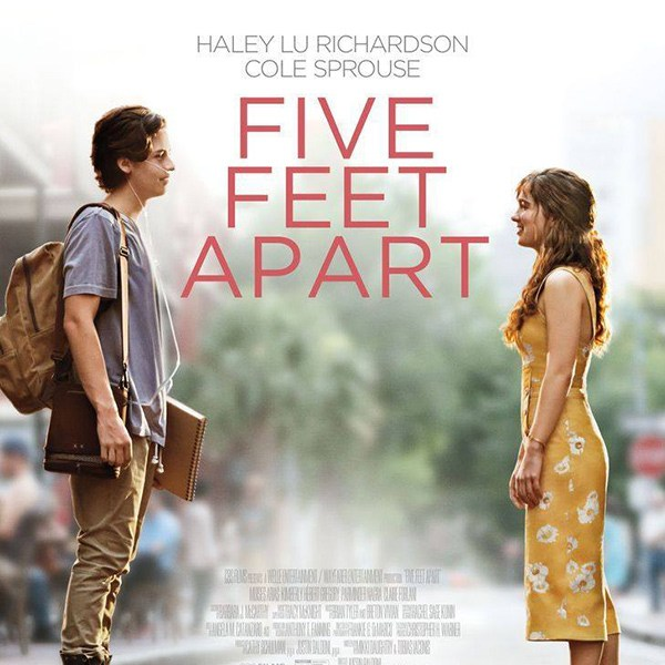 Five Feet Apart Film 2019