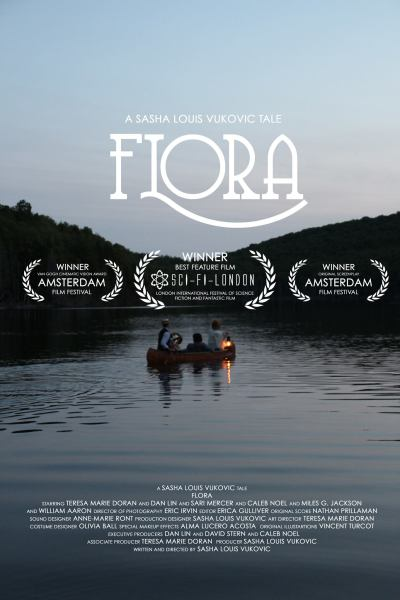 Flora new Poster