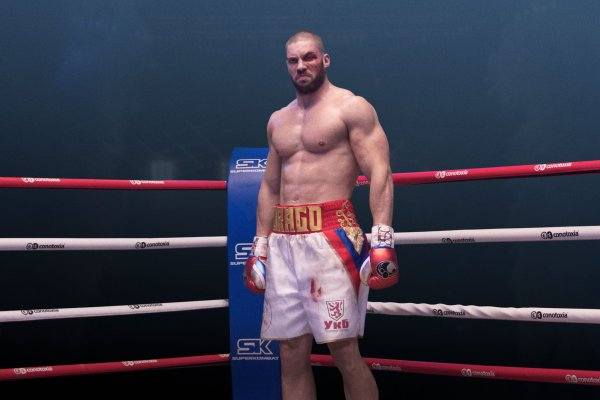Florian Munteanu - Creed II
