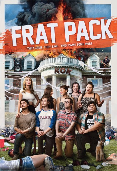 Frat Pack Movie Poster