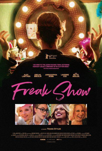 Freak Show New Poster