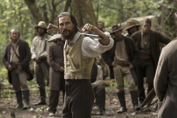 Free State of Jones Movie - Matthew McConaughey